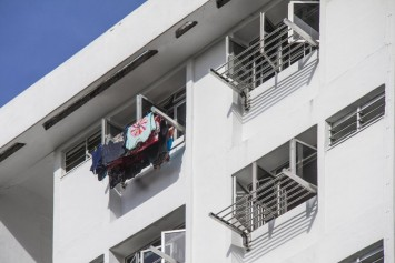 Ban smoking near windows and on balconies in homes: Louis Ng