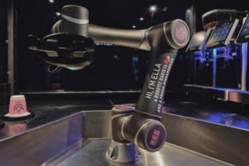 Coffee break? Grab a cuppa at Singapore's first robot barista outlet