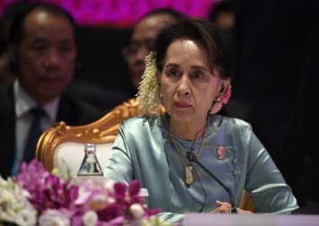 Myanmar's Suu Kyi tired, seeks less court time over 'strained health': Lawyer