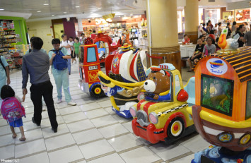Making malls more family-friendly