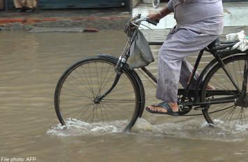 25 dead in heavy monsoon rains in Pakistan