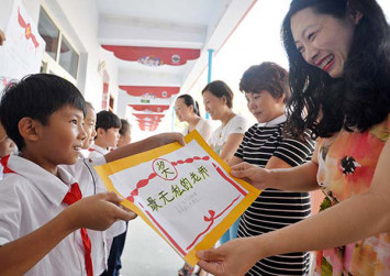 Teachers in China are the world's most respected