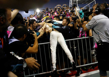Formula One: Five talking points from Singapore