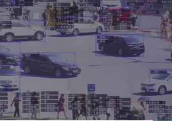 Video clip reveals China's advanced surveillance network