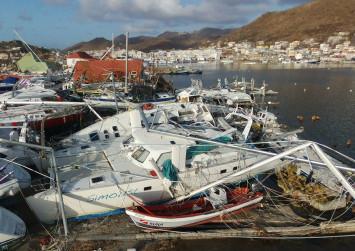 Hurricane Maria bears down on storm-battered eastern Caribbean