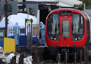 London Tube terrorist attack: British police arrest 18-year-old