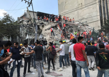 At least 248 killed by earthquake in Mexico