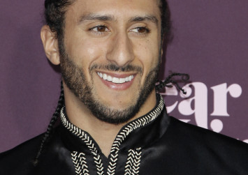 Colin Kaepernick fronts Nike's 'Just Do It' ad campaign
