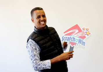 28-year-old immigrant in Canada wins lottery - twice