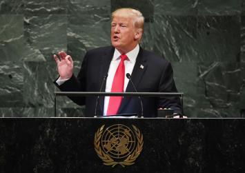 Donald Trump: UN wasn't 'laughing at me'