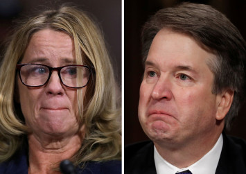 In #MeToo era, Kavanaugh accuser lauded on left and right as honest and brave