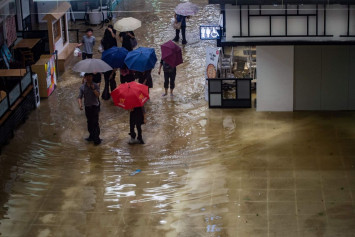 Typhoon Mangkhut: Most flights from Singapore to Hong Kong cancelled, 3 delayed