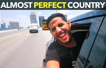 Nas Daily vlogger hits back at criticism against 'almost perfect country' praise, says Singaporeans 'lack perspective'