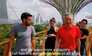 Nas Daily vlogger on Singapore: If they can solve so many problems in 53 years, then why can't we?