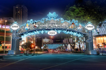 Mickey Mouse to light up Orchard Rd this Christmas