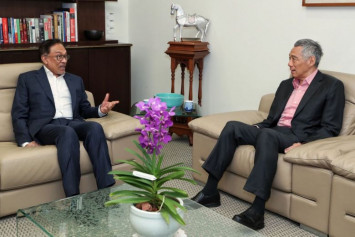 Singapore will be one of first countries I visit as PM: Malaysian leader Anwar Ibrahim