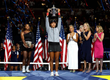 Tennis: Naomi Osaka first Japanese to win US Open after beating Serena Williams