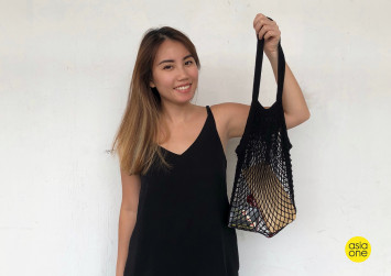 I tried to go plastic-free for 3 days - is it even possible to do it in Singapore?