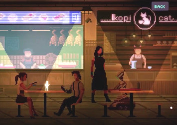 Point-and-click game Chinatown Detective Agency is set in cyberpunk future Singapore