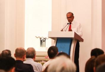 'I was surprised, myself': Shanmugam responds to online backlash over molester verdict