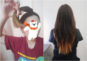 I tried a viral video hair hack and gave myself a salon-worthy haircut in less than 5 minutes