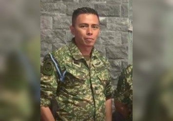 Malaysian commando killed by stray bullet: The final act which took his life