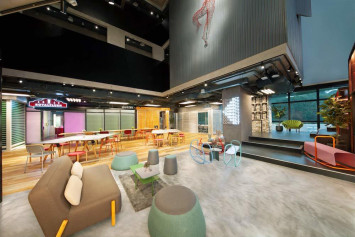 Lyf Funan shows us how co-living works