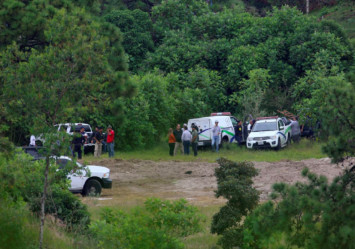 Mexican authorities find 29 bodies in a hundred plastic bags