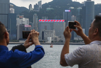 Where are Chinese tourists going if they're giving protest-hit Hong Kong a miss?