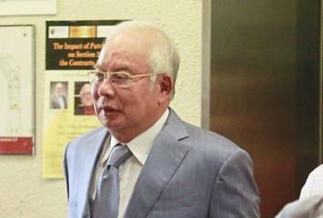 Najib paid himself $39,450 yearly, court told