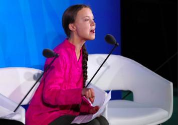 'You have stolen my dreams': Teen activist Greta Thunberg angrily tells UN climate summit