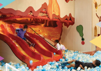 Top indoor playgrounds in Singapore that your toddler will love