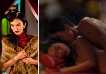 Joanne Peh gets naked for Last Madame sex scene