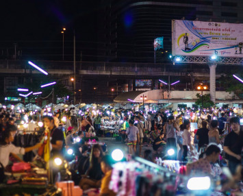 Night markets to visit in Bangkok that are not Ratchada Rot Fai, Artbox and JJ Green