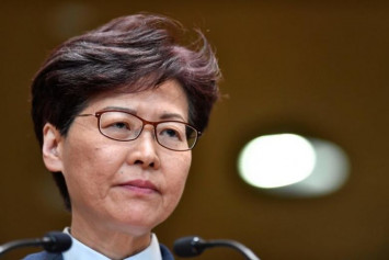 Hong Kong leader Carrie Lam formally withdraws extradition Bill