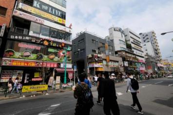 K-pop and kimchi: Tokyo's 'Little Seoul' shrugs off spat