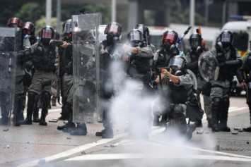 Hong Kong police warn protests during 70th anniversary celebrations will be 'very, very dangerous'