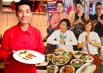 Ben Yeo's chee cheong fun, Irene Ang's Thai food: Celebs launch new F&B ventures despite Covid-19