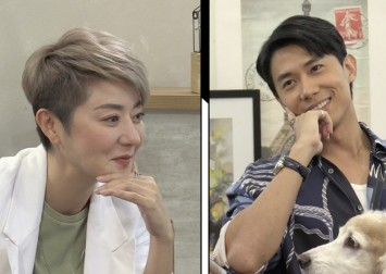 Desmond Tan said his acting was so bad that the cameraman buay tahan and left the set