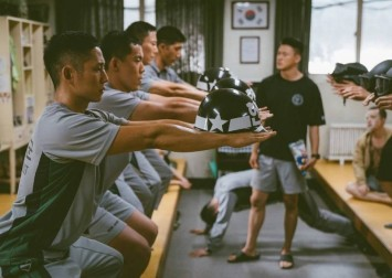 From bullying to PTSD: Netflix's D.P. stirs memories for South Korean ex-soldiers
