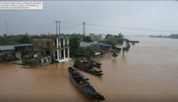 Vietnam prepares troops, warns of floods as storm approaches