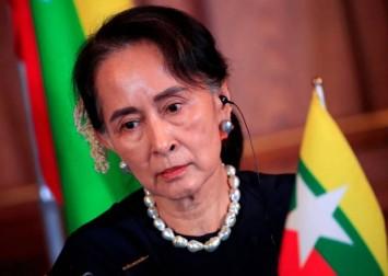Myanmar's Suu Kyi dizzy and drowsy, skips court appearance