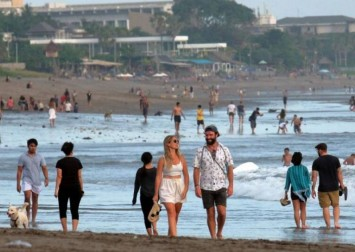 Indonesia eases Covid-19 restrictions in Bali but borders will be tightened