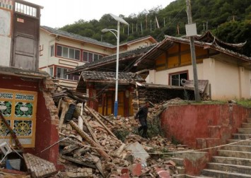 Earthquake shakes China's Sichuan province, killing 3 and injuring 88