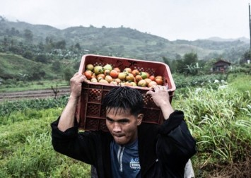 Hunger and debt: Hit by Covid-19, farmers in the Philippines hope their children follow a different path