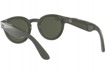 Leaked photos show upcoming Ray-Ban Stories smart glasses from Facebook
