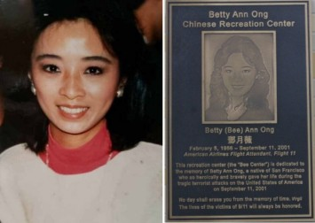 9/11, 20 years later: Remembering Betty Ann Ong, the flight attendant who alerted a nation