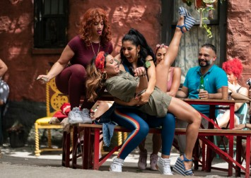 In the Heights and The Suicide Squad premiere on HBO Go on Sept 16 and 19