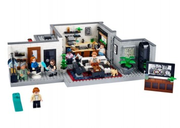 Lego releases Queer Eye: The Fab 5 Loft 10291 set