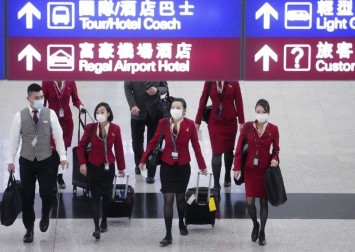 Cathay Pacific ignored our reasons to avoid jabs against Covid-19, sacked Hong Kong staff say